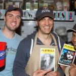 Broadway Bakes 2014 - Zach - Will Swenson - Audra McDonald