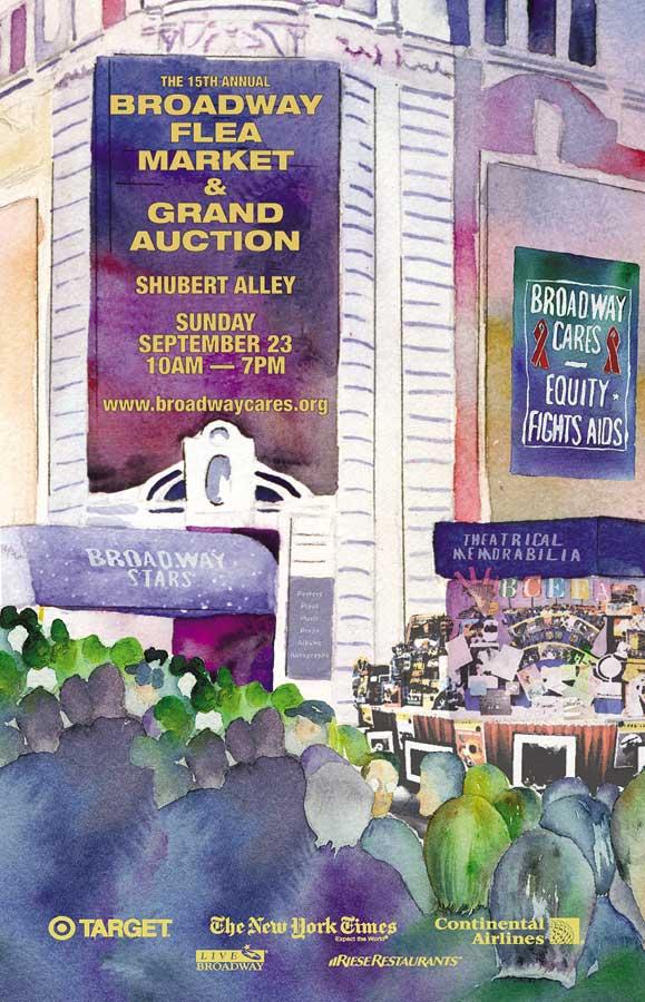 Broadway Flea Market - JimsDeli NYC Guide