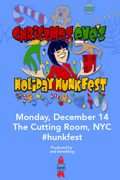 Hunkfest Poster