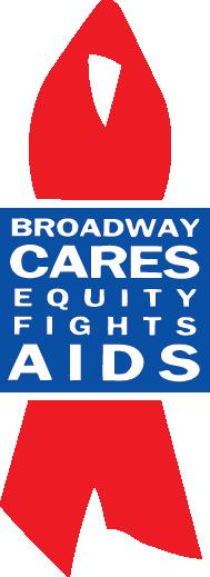 Broadway Cares logo