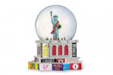 BROADWAY CARES COLLECTION 2015 SNOW GLOBE