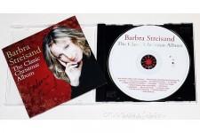 Barbra Streisand Signed THE CLASSIC CHRISTMAS ALBUM