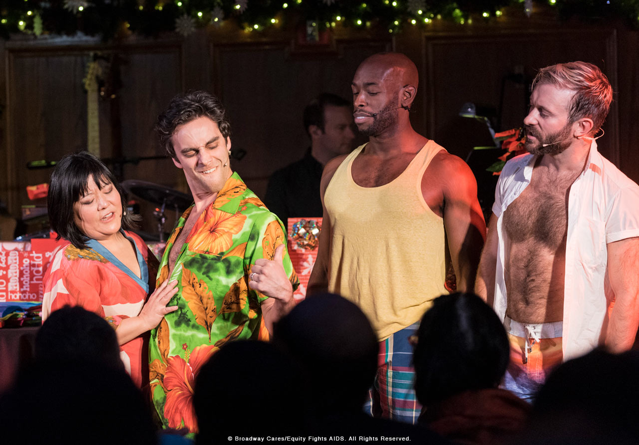 Christmas Eve\'s Holiday Hunkfest Makes Season Merrier and Brighter ...