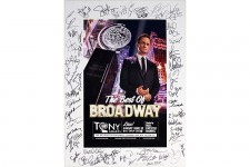 TONY AWARD NOMINEES McDonald, Lithgow ++ Signed Poster