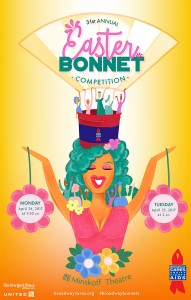 Easter Bonnet Competition 2017