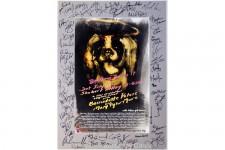 BROADWAY BARKS 2015 Stars Bernadette Peters Signed Poster