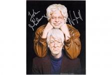 OH, HELLO John Mulaney & Nick Kroll Signed Photograph