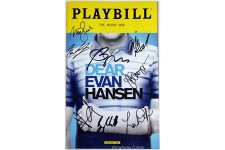 DEAR EVAN HANSEN Full Original Bway Cast Platt Signed Playbill