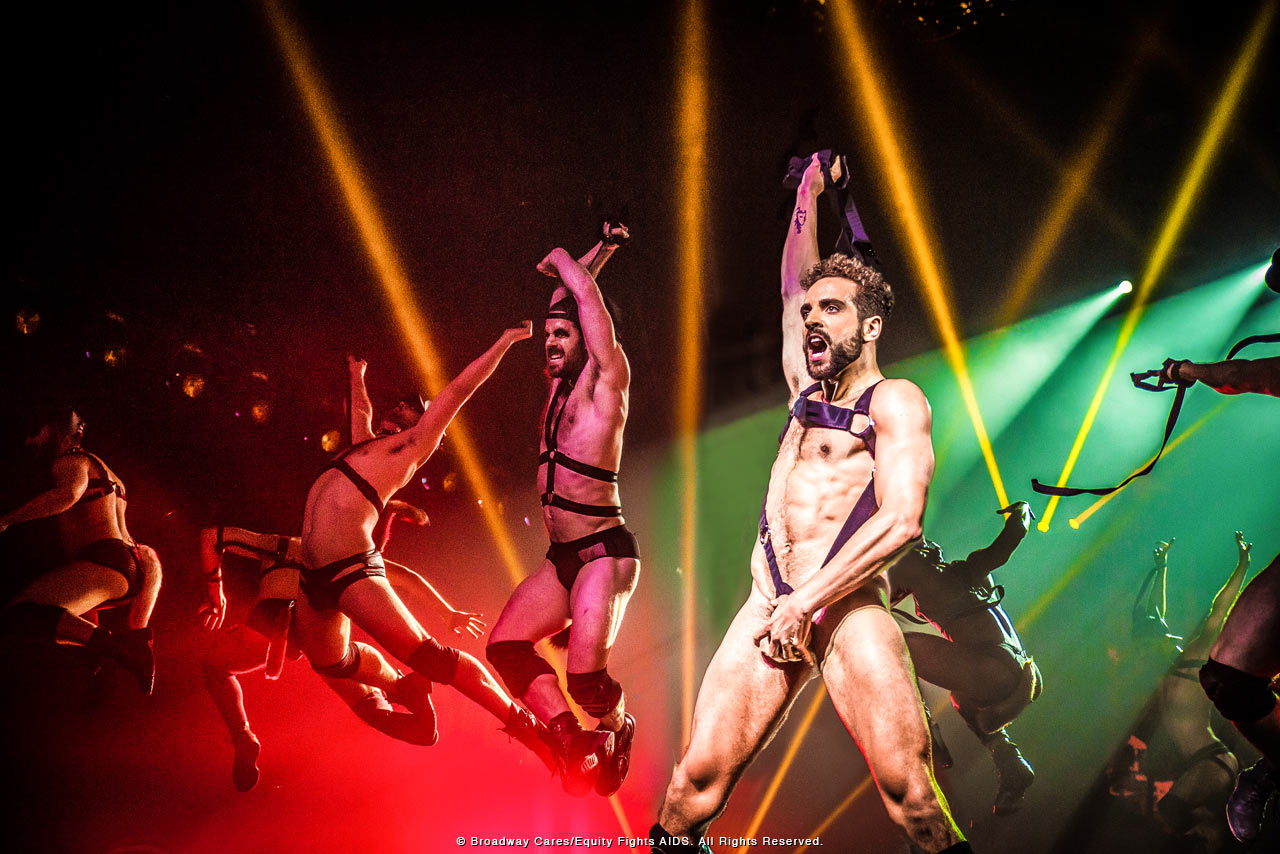 Allison Dean Nude broadway bares: strip u makes the grade with sizzling