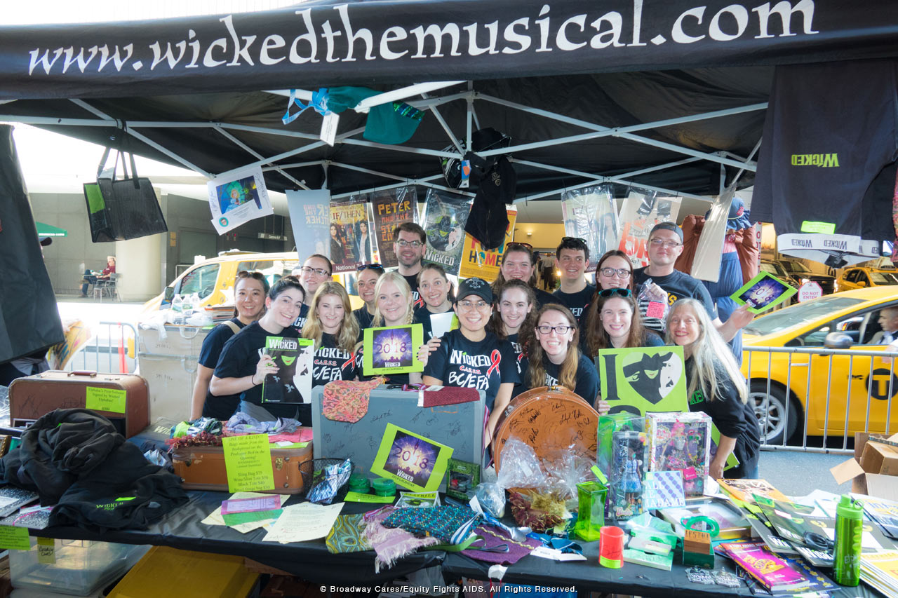 Delightful Broadway Flea Market And Grand Auction Wicked Table Photo By Daniel T.  Gramkee ...