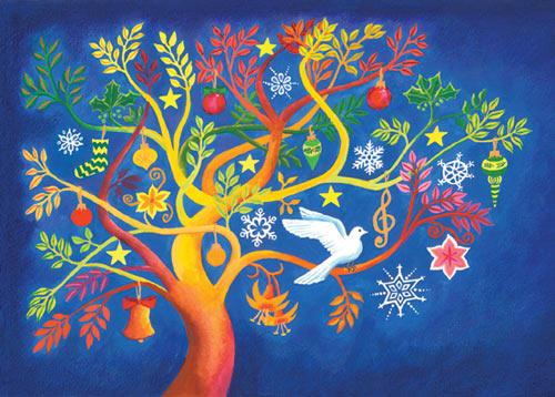 Harmony Tree Card