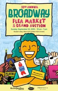 Flea Market 2019 poster