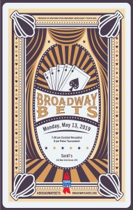 Broadway Bets 2019 poster