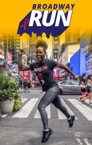 Broadway Run 2019 poster