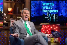 2 tickets to Andy Cohen