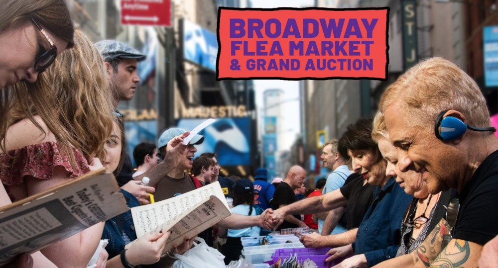 Broadway Flea Market & Grand Auction – Broadway Cares/Equity Fights AIDS