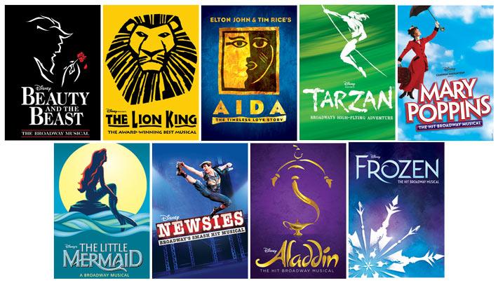 Disney on Broadway 25