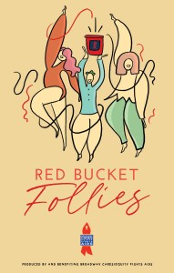 Red Bucket Follies 2019 poster