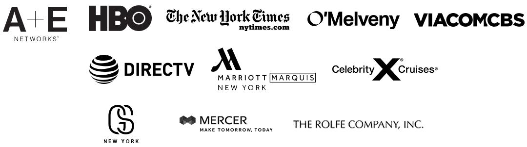 Backwards 2020 Sponsors