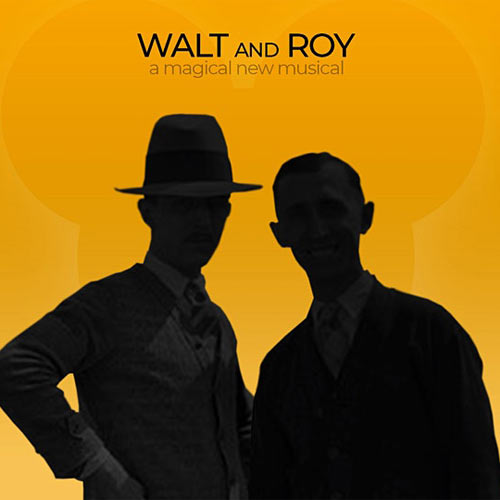Walt and Roy