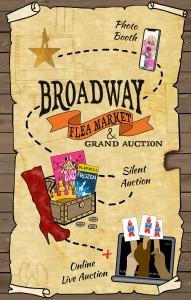 Broadway Flea 2020 poster