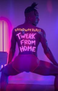 Broadway Bares poster
