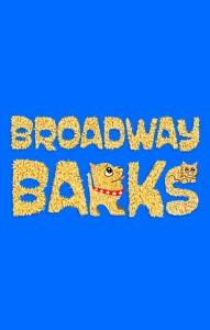 Broadway Barks 2021 poster